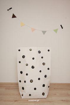 paper bag gold #minkjuu #paper #nonove #surprise