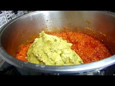 Zacusca de vinete pentru iarna - YouTube Guacamole, Mexican, Meals, Ethnic Recipes, Meal Ideas, Food, Youtube, Canning, Kitchens