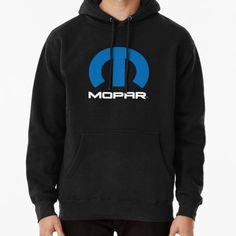 Mopar Logo Hoodie (Pullover)