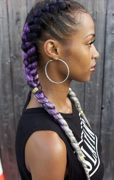 35 adorable under braid hairstyles pigtail braids rocks who says you can t rock pigtails past your school days pigtail braids rocks beyonc from 30 days of celeb braids Black Girl Braids, Braids For Black Women, Braids For Black Hair, Girls Braids, Braided Hairstyles For Black Women, Cool Braid Hairstyles, African Braids Hairstyles, Pigtail Hairstyles, Black Hairstyles