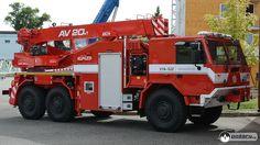 Tatra 815–731R32 26.235 6×6.1/417 (Force) Motor T3D-928.31 - 325 kW