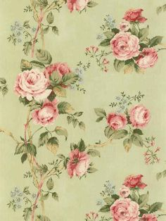 Wallpaper and fabric scanned samples use as you desire for personal use, not for resale. I make scanned images of fabric and wallpaper samples. I also enjoy quilting and often scan my fabrics to pr. Peach Wallpaper, Fabric Wallpaper, Wallpaper Samples, Background Vintage, Paper Background, Vintage Rosen, Paper Art, Paper Crafts, Printable Scrapbook Paper
