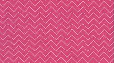 Garden Party Collection by Dear Stella, Zig Zag in Pink - 1 yard listing. $9.00, via Etsy.
