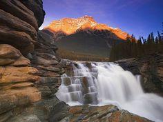 Treasures Of The Earth (Vol.5) : Worldwide Natural Landscapes Photography - Athabasca Falls Jasper National Park Alberta 6