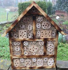 Insektenhotel Bienenhotel Insektenhaus NEU - TOP