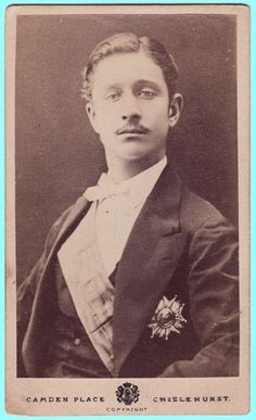 The Prince Imperial Vintage Photographs, Vintage Photos, Vintage Looks, Vintage Men, Palais Des Tuileries, Men Are Men, French Empire, Second Empire, Elegant Man