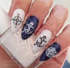 20 water decals on a clear water transfer which can be applied over any color varnish on either your natural or false nail. Use: 1. Paint nails in the color of your choice. 2. Trim transfer to fit you