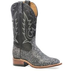 "Boulet Women's 12"" Medium Square Toe Stingray Boots...these too! :)"