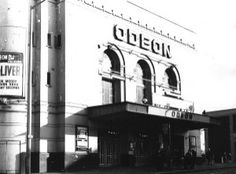 Odeon Cinama South Street Romford Originally One Big Theatre Then Converted Into Three Used