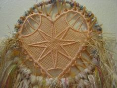 Dreamcatcher  Wall Hanging  Home Decor Shabby by Spiritcraft1955