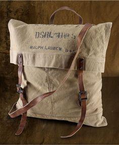 Denim & Supply Ralph Lauren Bag, Luxury Long Tote