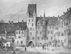 München, Alter Hof(Kaiserburg)