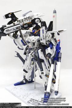 "Custom Build: Utopia Cast 1/72 FAZZ ""Detailed"" - Gundam Kits Collection News and Reviews"