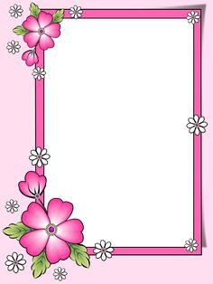 Borders For Paper Frame Border Design, Boarder Designs, Page Borders Design, Printable Border, Printable Labels, Boarders And Frames, Scrapbook Frames, School Frame, Borders For Paper