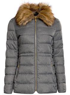 Утепленная куртка. Oodji - интернет-магазин одежды.