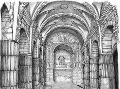 Iglesia visigoda de Santa María de los Arcos
