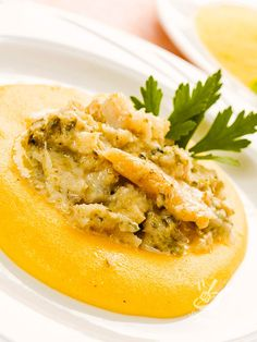Polenta, Torta Angel, Fish Recipes, Healthy Recipes, Romanian Food, Fish Dishes, Finger Foods, Italian Recipes, Carne