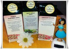 Clara-Teeversand...neue Sommersorten!♥ - Versuchskaninchen Produkttests