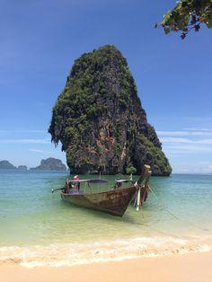 หาดพระนาง (Phra Nang Beach)