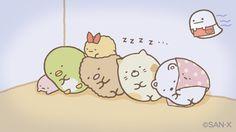 sumikko_335  7月16日 おやすみっコ☆彡