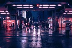 """Matthieu Bühler is a talented German-French photographer and graphic designer who currently lives and works in Tokyo, Japan. Matthieu loves to capture the lights of Tokyo at night illuminating the streets and back alleys of the city. His series """"Neon Dreams"""" features views of various places away fro"""