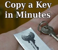 Schlüssel kopieren