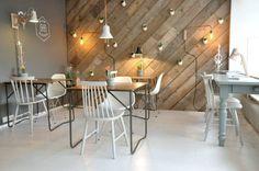 Tienda Deco + Cafetería + Salón de belleza