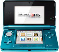 Nintendo 3DS in Aqua Blue $245.99