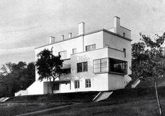 Ernst Wiesner 1924-1926 Munzova vila Brno