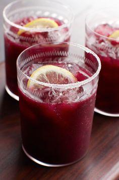berries and citrus
