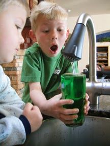 Super fun ways to make St. Patrick's Day magical for kids- I love these ideas!