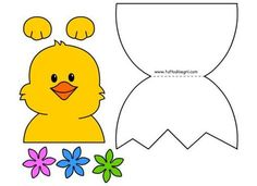 Easter Crafts For Kids, Thanksgiving Crafts, Easter Bunny Colouring, Diy Quiet Books, Alice In Wonderland Party, Flower Crafts, Happy Easter, Paper Dolls, Easter Eggs