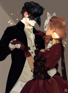 Ideas for drawing anime couples sketches Art Manga, Art Anime, Anime Kunst, Paar Illustration, Couple Illustration, Character Concept, Character Art, Concept Art, Bel Art