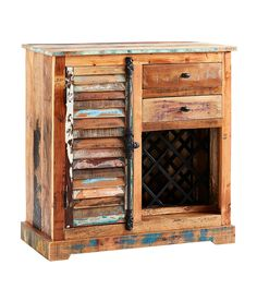 Havana Wine Cabinet Sideboard - Onske  - 1