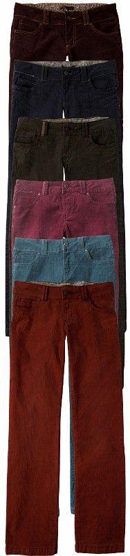 prAna Canyon Cord Pant - Organic Cotton