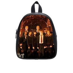 DONGMEN Harry Potter School Bag Travel Backpack (Medium)