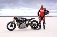 The Triumph Salt Racer | Pipeburn.com
