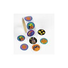 Halloween+Stickers+-+OrientalTrading.com