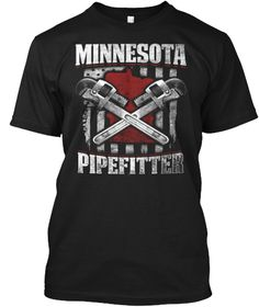 Give an edge to everyday casuals with Pipe Fitter range of t shirts. Start browsing and find the perfect look!  #pipefitter #tshirts #customdesigntshirts