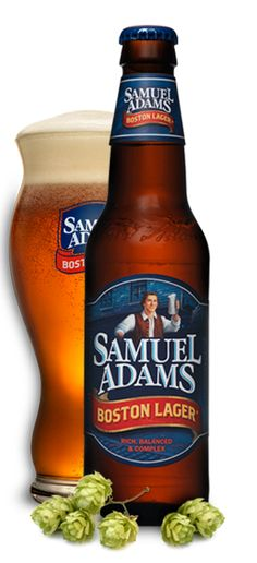 Sam Adams Boston (Vienna) Lager is 4.9 ABV and 30 IBU.  Appearance is golden and bubbly and the nose sweet and floral malts.  The palate is a very nice balance of caramel malt, spice and hop.  Mouthfeel is very smooth and drinkable.  Boston Lager remains Sam Adams flagship for good reason it's always spot on and is not to be missed every year.