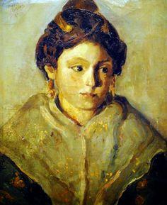 Valencianas Pintadas:José Manaut Viglietti (Valencia, 1898 - 1971)