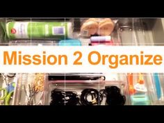 Many people call a professional organizer because they simply don't know where to start. De-cluttering is not a straight forward task as you might know. Organize Your Life, Organization, Youtube, Organisation, Youtubers