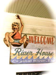 Old Crystal River, Florida
