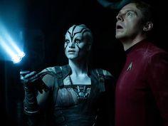 Star Trek Beyond - 'Jaylah' Clip And Three New TV Spots