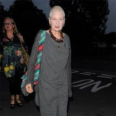 Dame Vivienne Westwood pays tribute to Prince Charles