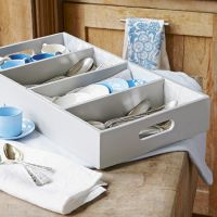 How to make a pretty cutlery holder