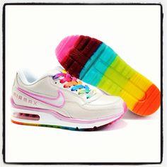 Rainbow air max
