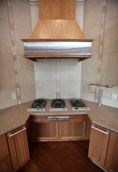 universal kitchen design | Wheelchair Accessible Universal Design Home from the Ground Up
