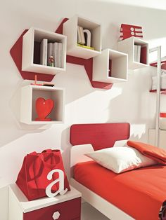 FANTASY FC06 - ZG Group via @Archiproducts .com - Children's bedroom