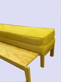 Convertible Upholstered Bench